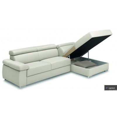 Zoom Narożnik 265x172cm z funkcją spania Etap Sofa