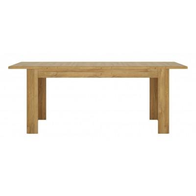 Stół rozkładany 160-200 cm x 90 cm (8 osób) Dąb Grandson, Cortina CNAT03 Meble Wójcik