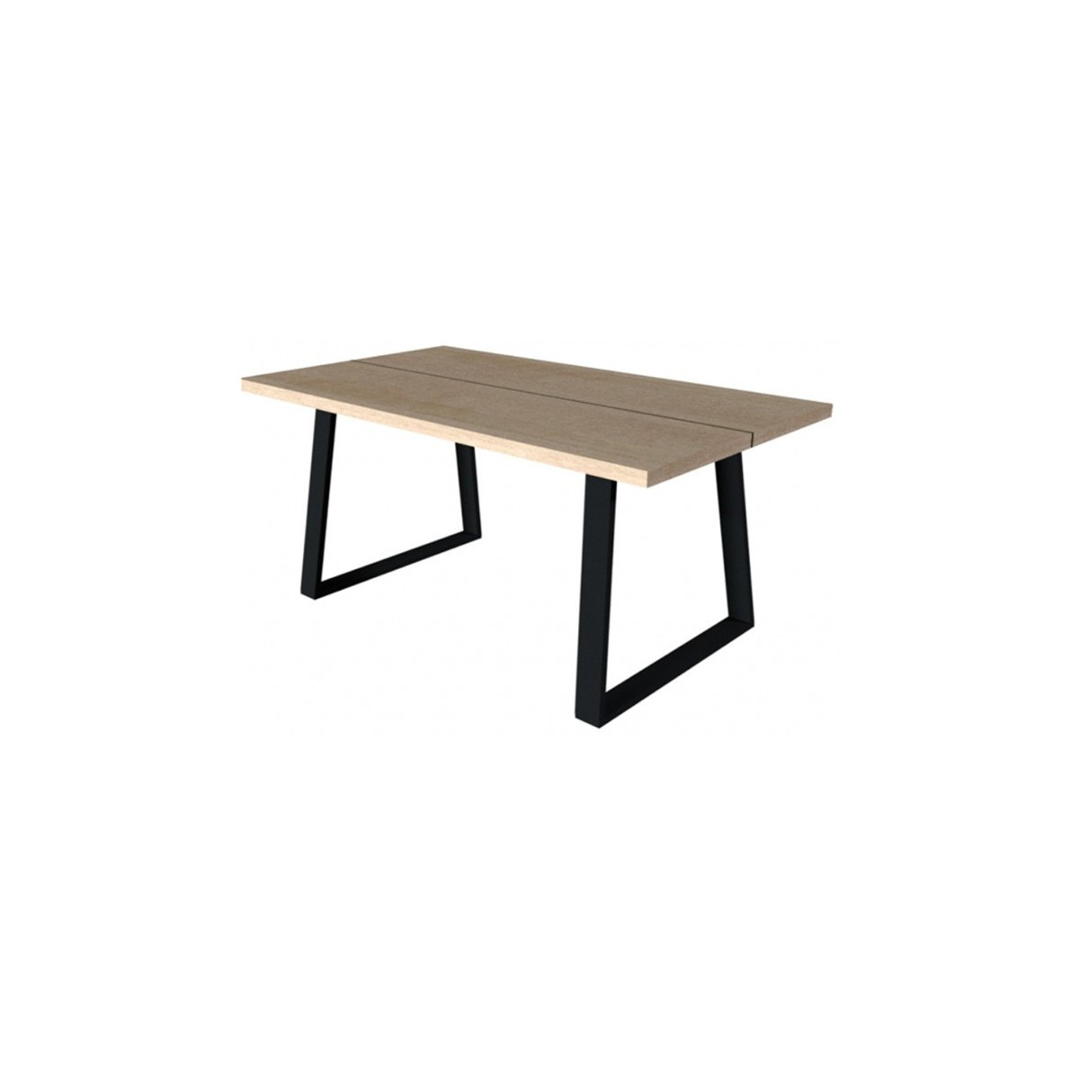 Stół Moka II 160 Mebin