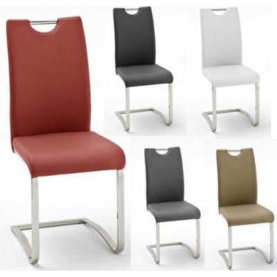 Koeln Krzesło Ekoskóra CZ/BR/SZ/BI/CAP