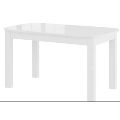 Rea Stół biały połysk