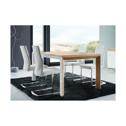 Rimini Standard Stół jadalniany rozkładany metalowy 180/240