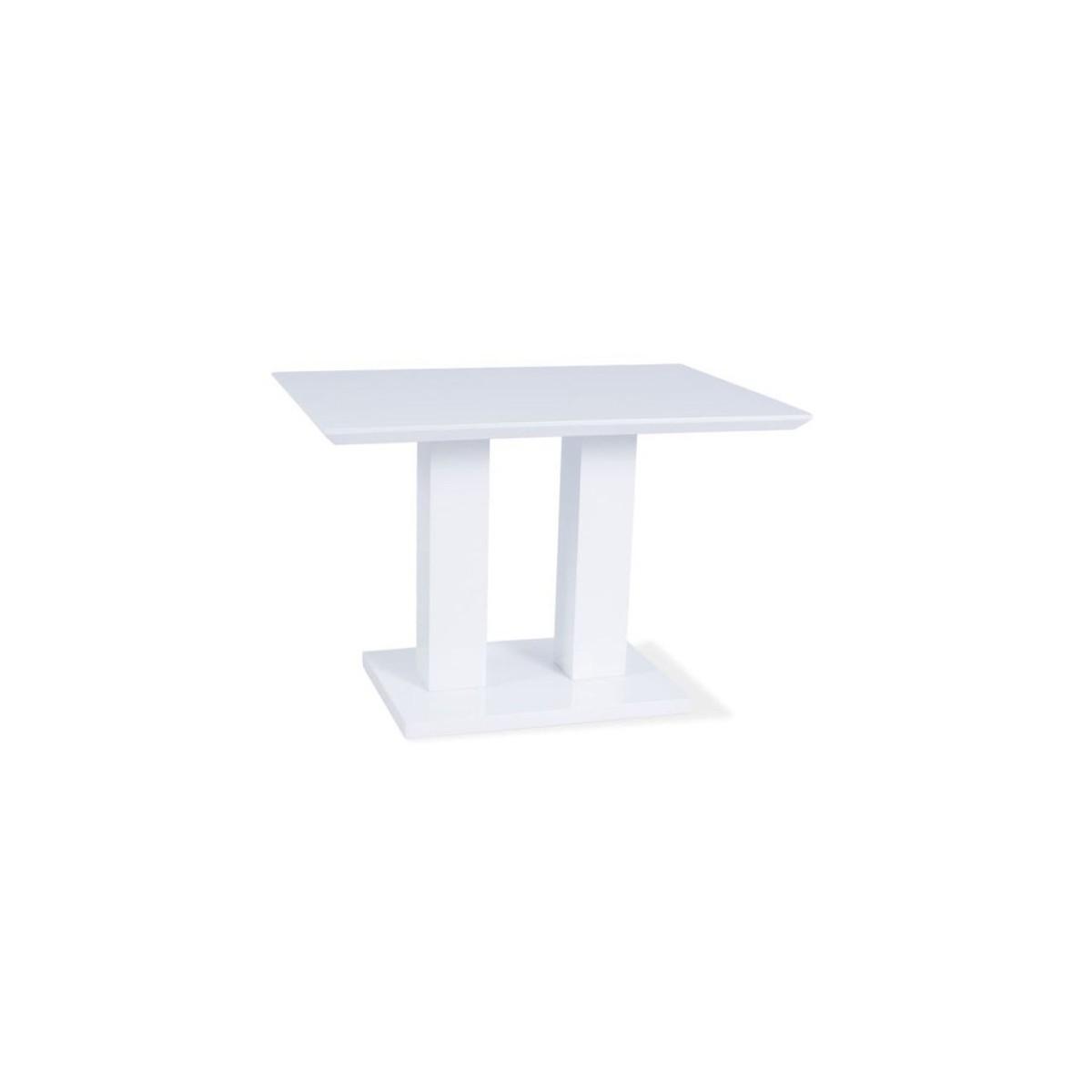 Stół Tower biały 110x75