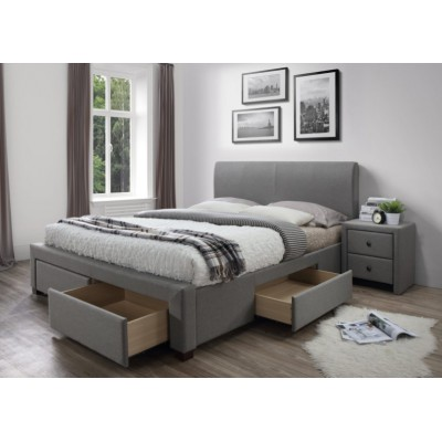 Modena 160 łóżko Halmar