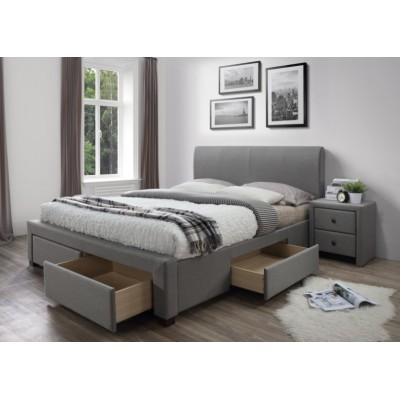 Modena 140 łóżko Halmar