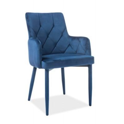 Krzesło Ricardo Velvet Signal