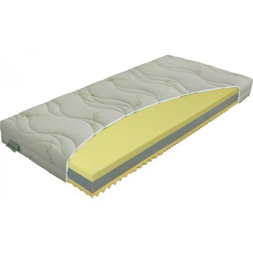 Materac Piankowy z Pianą Termoelastyczną Termopur Comfort 70-90x200 Materasso