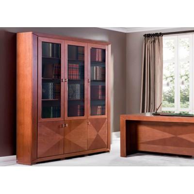 Cube Biblioteka 185 z intarsją Lissy