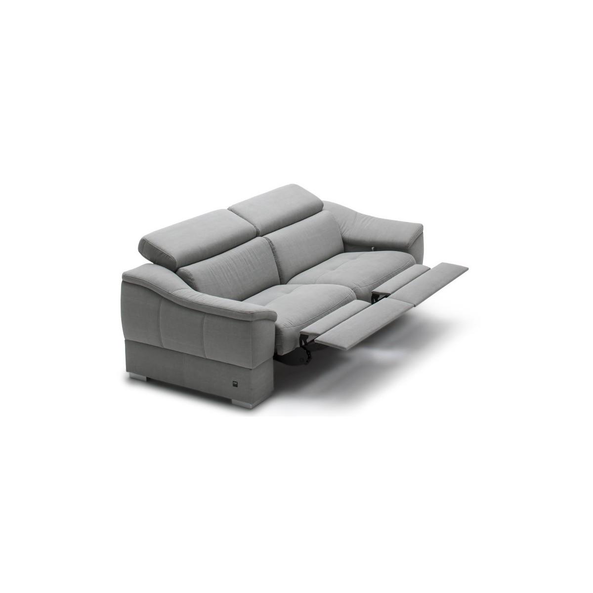 Urbano Sofa 2 (RFx2) 182cm z funkcją relaks