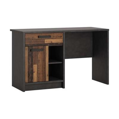Biurko do pokoju młodzieżowego Old Style, Nubi NUBB01 Meble Wójcik