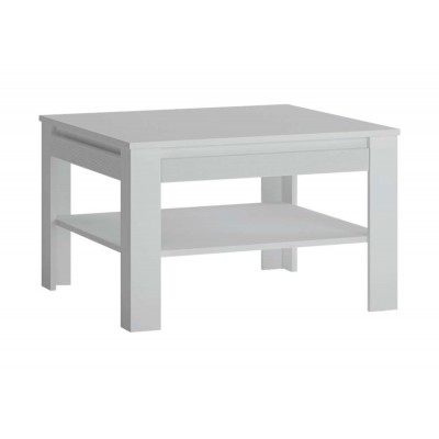 Stolik do pokoju dziennego biały alpin Novi NVIT01 Meble Wójcik