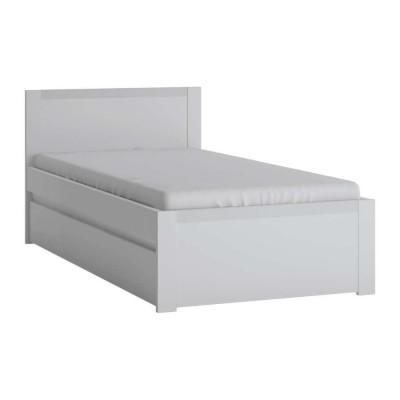 Łóżko do pokoju młodzieżowego 90cm Novi NVIZ01 Meble Wójcik