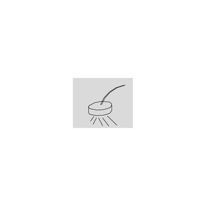 Cervo Oświetlenie Do Półek Szklanych Led Niebieskie Zb4802b
