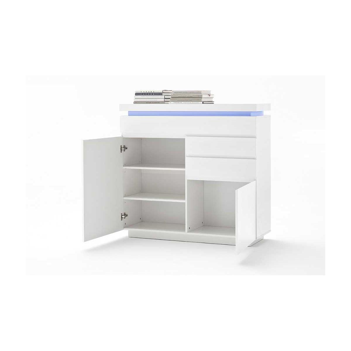 Ocean Komoda 2 drzwi/ 3 szufl. 48986WW