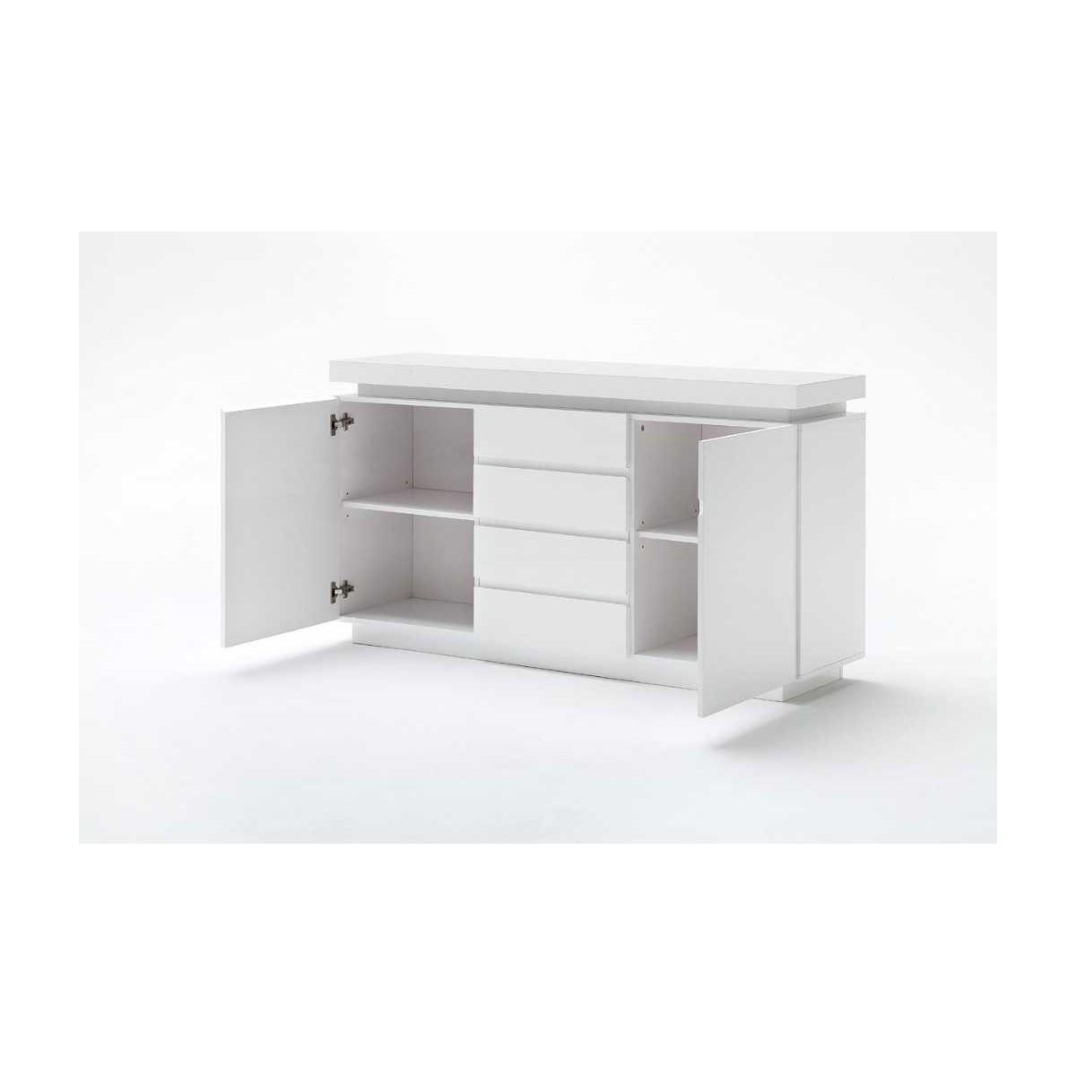 Ocean Komoda 2 drzwi/ 4 szufl. 48983WW
