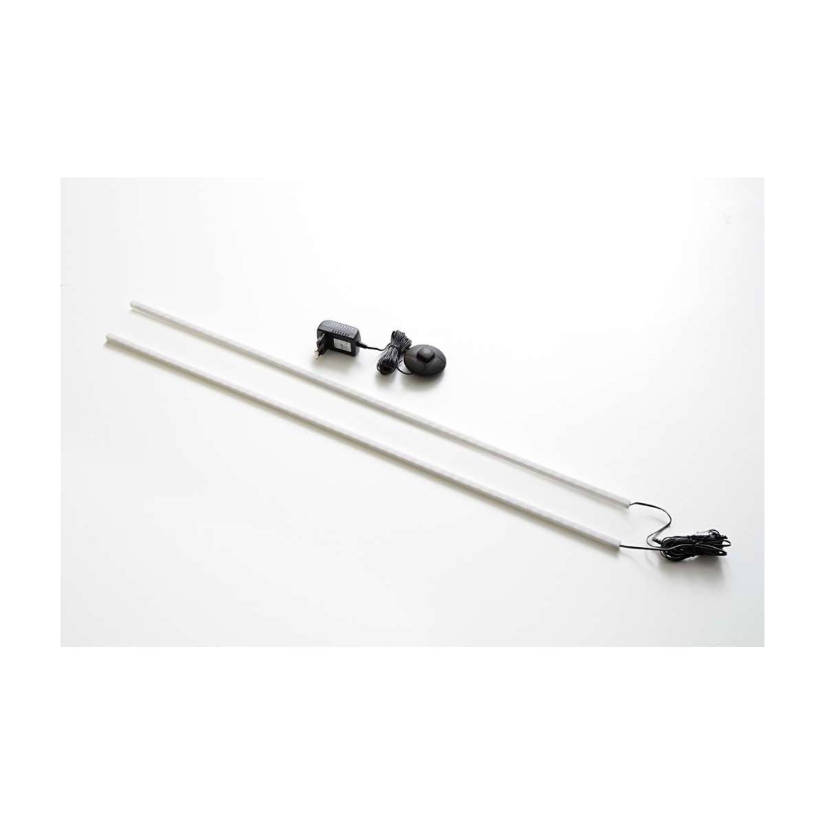 Vicenza Oświetlenie LED białe 90 cm (do witryny wąskiej – potrzebny 1 kpl ZB48069W