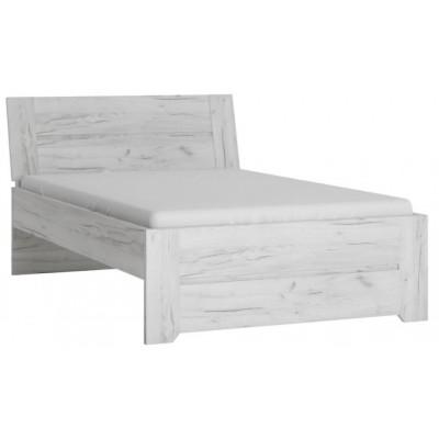 Łóżko Angel 94 Dąb White Craft Meble Wójcik