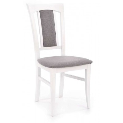 Konrad krzesło białye inari 91 Halmar