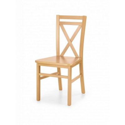 Dariusz 2 krzesło dąb miodowy Halmar
