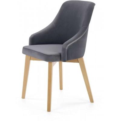 Toledo 2 krzesło dąb miodowy solo 267 Halmar