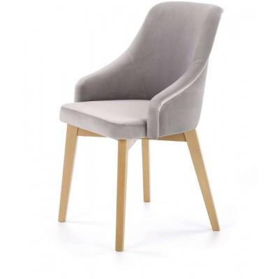 Toledo 2 krzesło dąb miodowy / SOLO 265 Halmar
