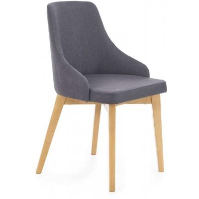 Toledo krzesło dąb miodowy / inari 95 Halmar