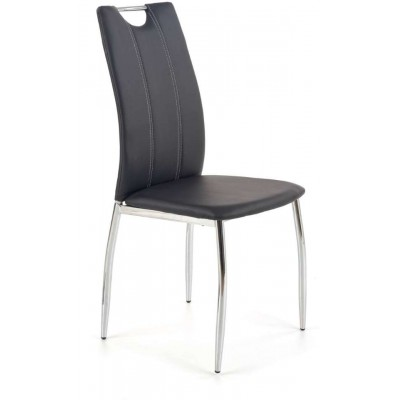 K187 krzesło czarne Halmar