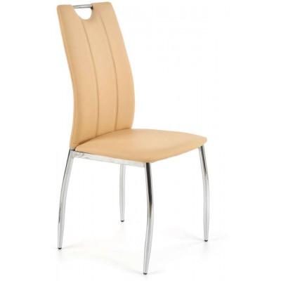 K187 krzesło beżowe Halmar