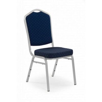K66S krzesło niebieskie Halmar