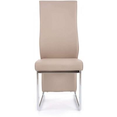 K213 krzesło cappuccino Halmar