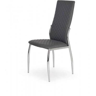 K238 krzesło popielate Halmar