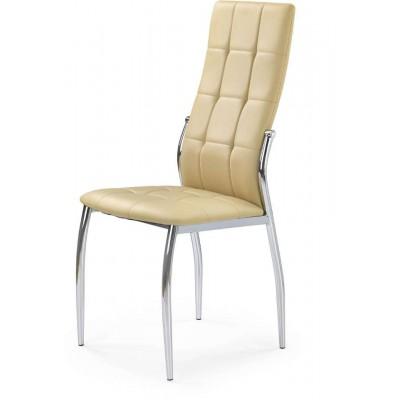 K209 krzesło beżowe Halmar