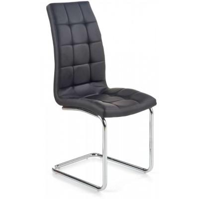 K147 krzesło czarne Halmar