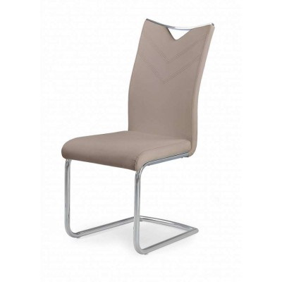 K224 krzesło cappucino Halmar