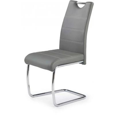 K211 krzesło popielate Halmar