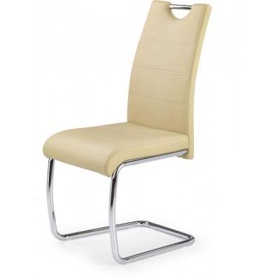 K211 krzesło beżowe Halmar