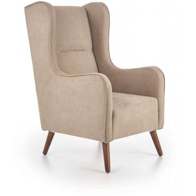 Chester beżowy fotel Halmar