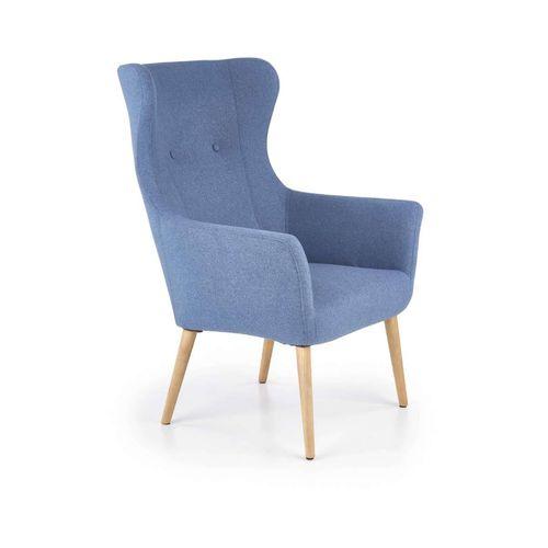 Cotto fotel niebieski Halmar