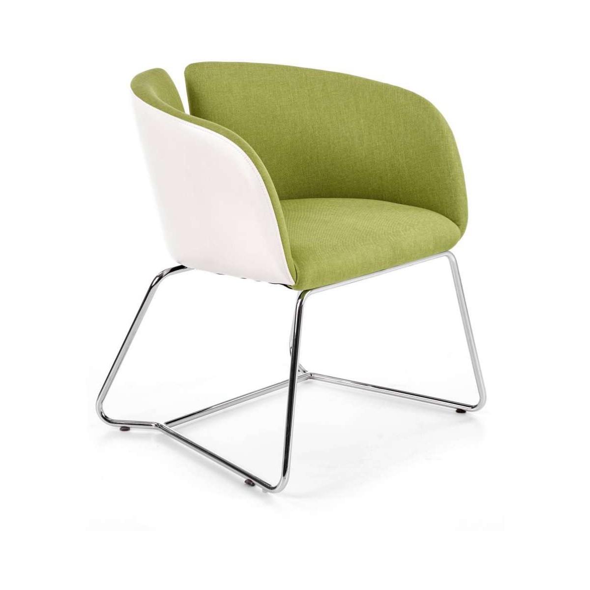 Pivot zielony fotel