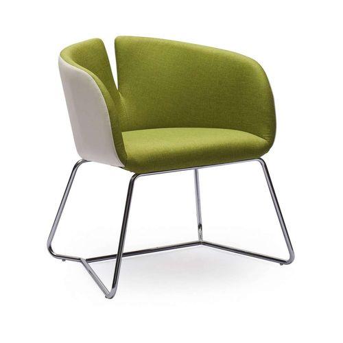 Pivot zielony fotel Halmar