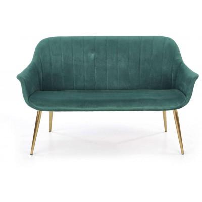Elegance 2 XL sofa ciemno zielona Halmar