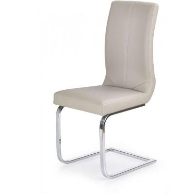 K219 krzesło cappucino Halmar