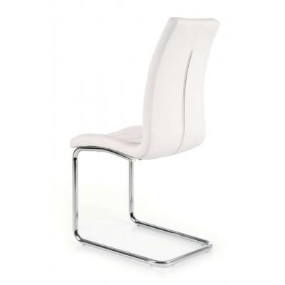 K147 krzesło białe Halmar