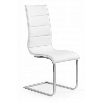 K104 krzesło białe Halmar
