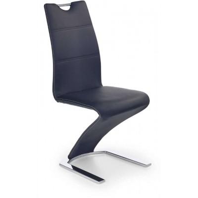 K188 krzesło czarne Halmar