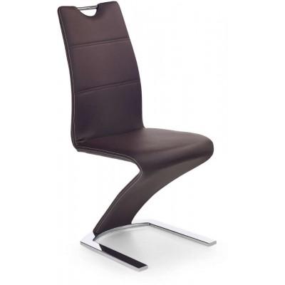 K188 krzesło brązowe Halmar