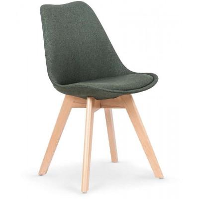 K303 krzesło ciemno zielone Halmar