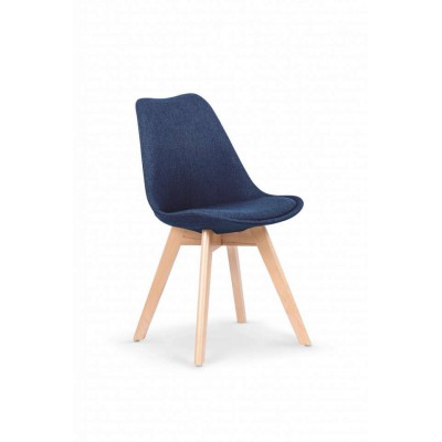 K303 krzesło ciemno niebieskie Halmar