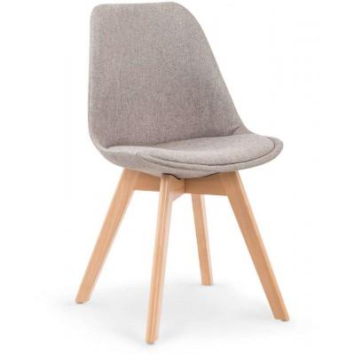 K303 krzesło jasny popiel Halmar