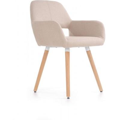 K283 krzesło beżowe Halmar